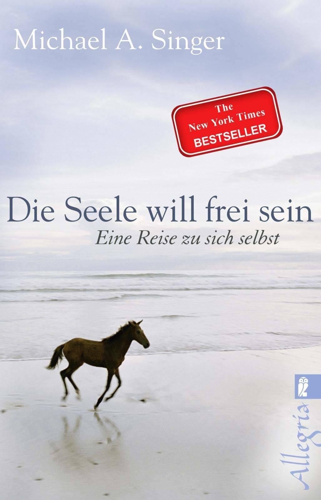 Die besten Bücher zur Persönlichkeitsentwicklung: Michael A. Singer - Die Seele will frei sein Buchempfehlung