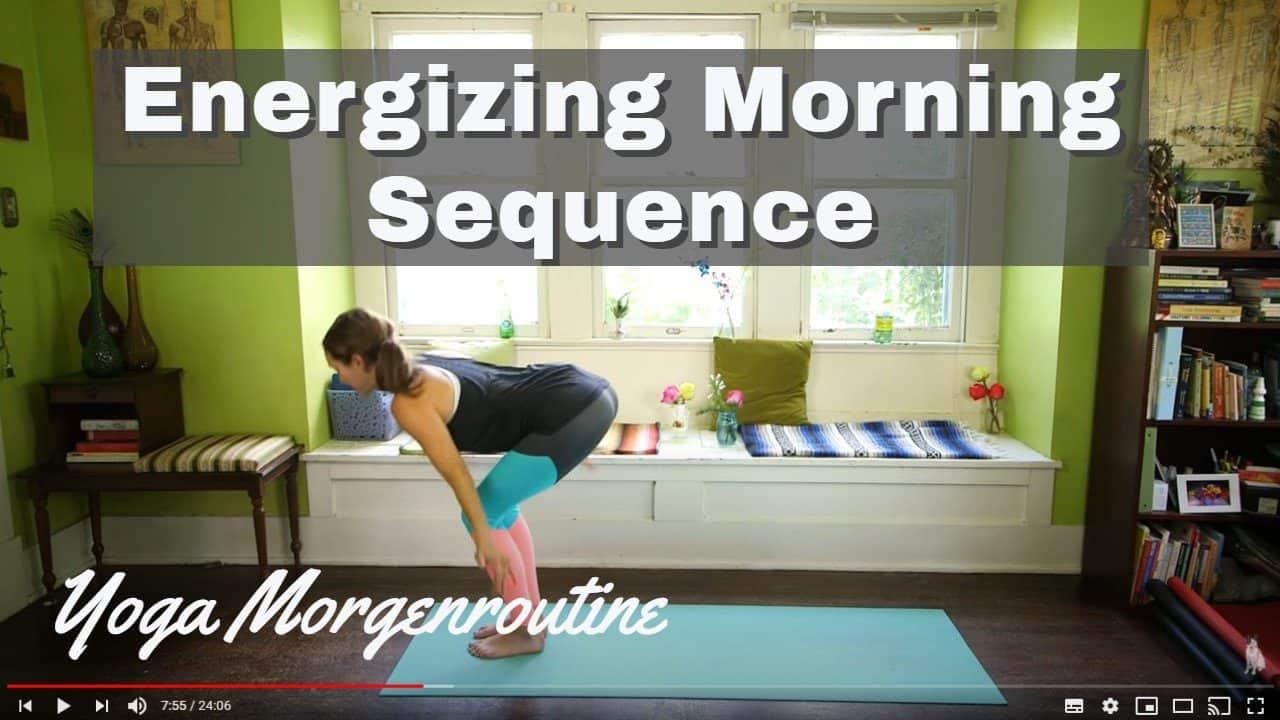Yoga-Video: Morgenroutine für mehr Energie
