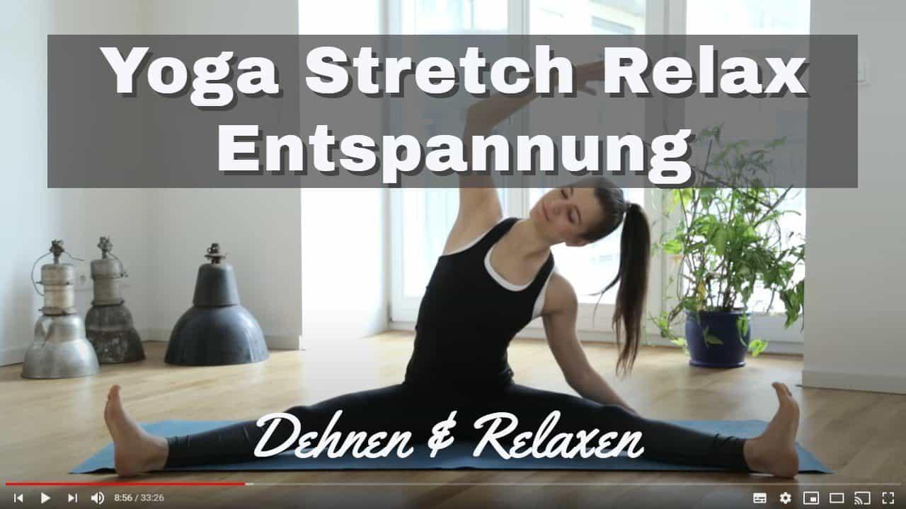 Die besten Yoga-Videos zum Dehnen und Entspannen