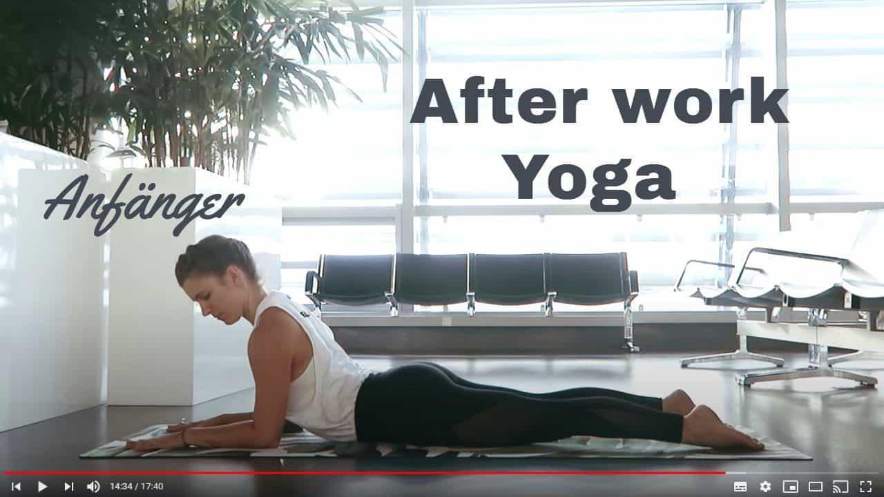 Yoga-Video für Anfänger: Ganzkörper Flow