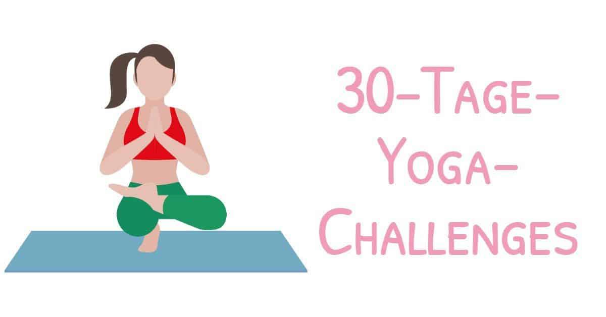 Die besten kostenlosen 30-Tage-Challenges Yoga-Videos