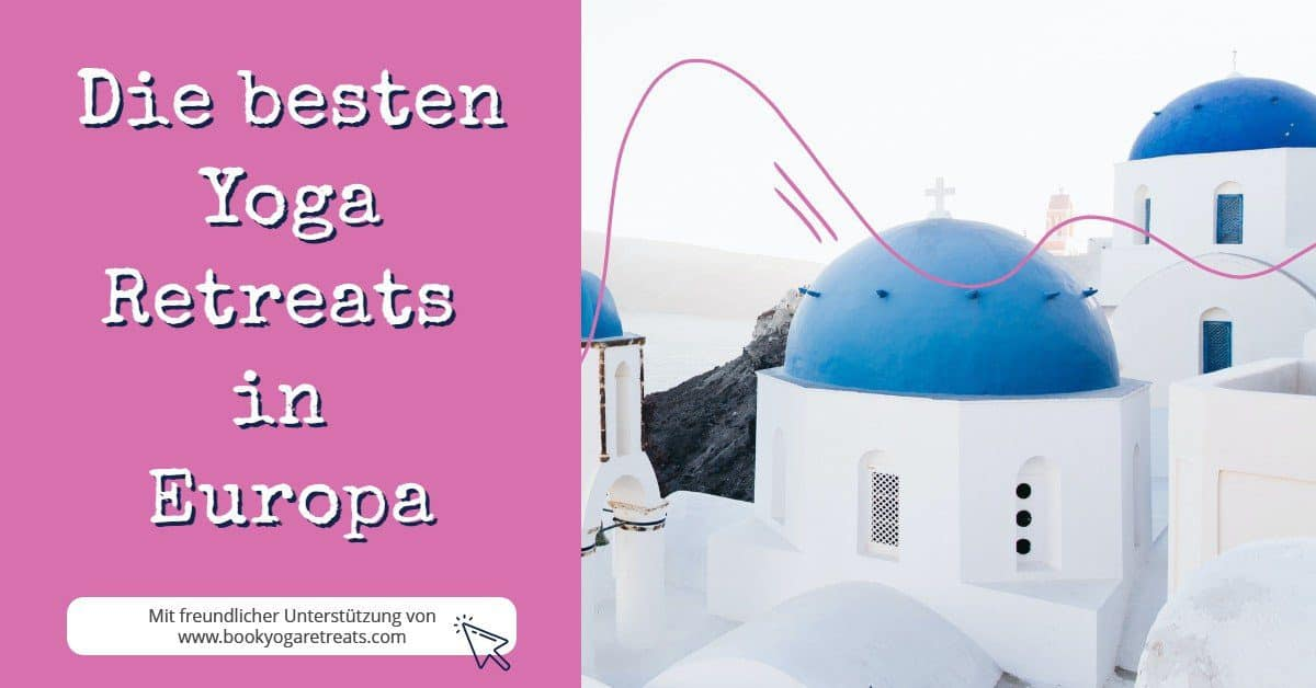 Ein sehr beliebtes Reiseziel für Yogis, die eine Auszeit brauchen, ist Griechenland.