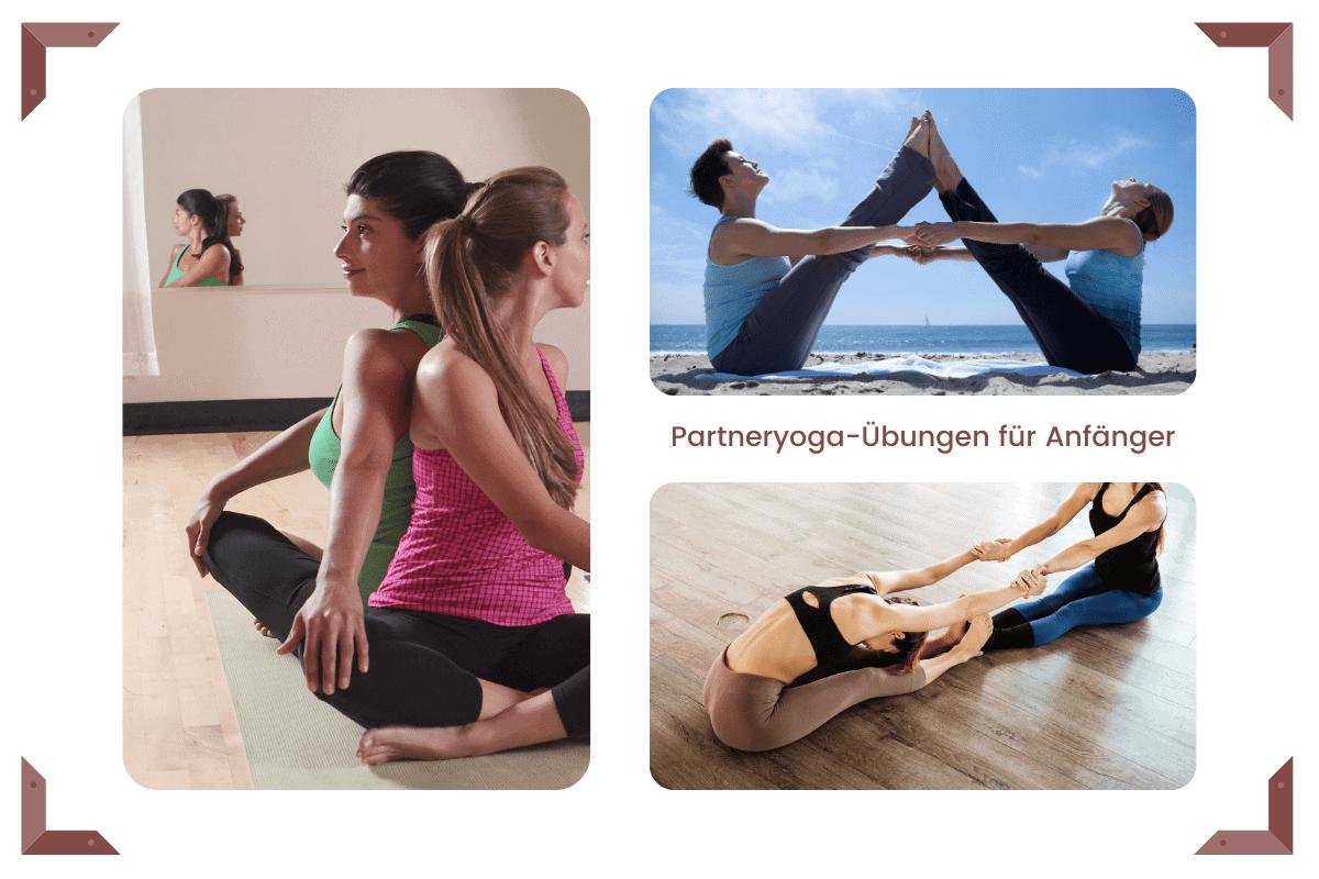 Partneryoga-Übungen für Anfänger